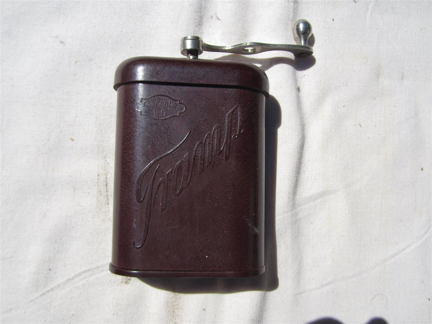 WW2 WH Bakelite Coffee Mill
