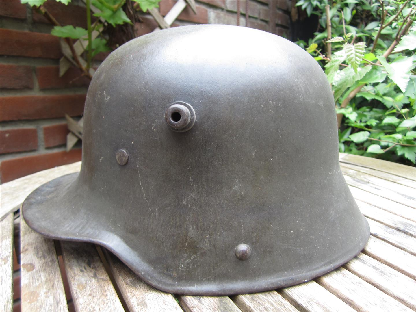 WW1 German M17 Helmet