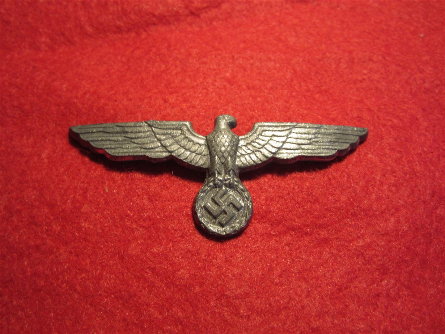 WW2 German WH Officer's Cap Eagle