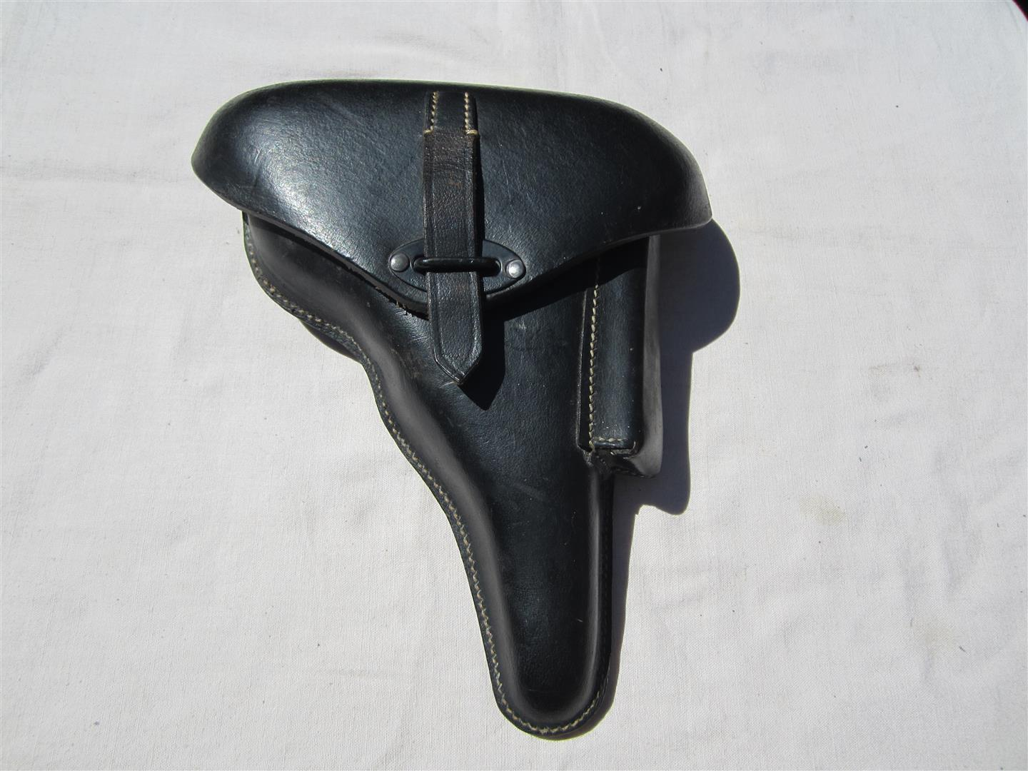 WW2 WH P38 Hard Shell Holster
