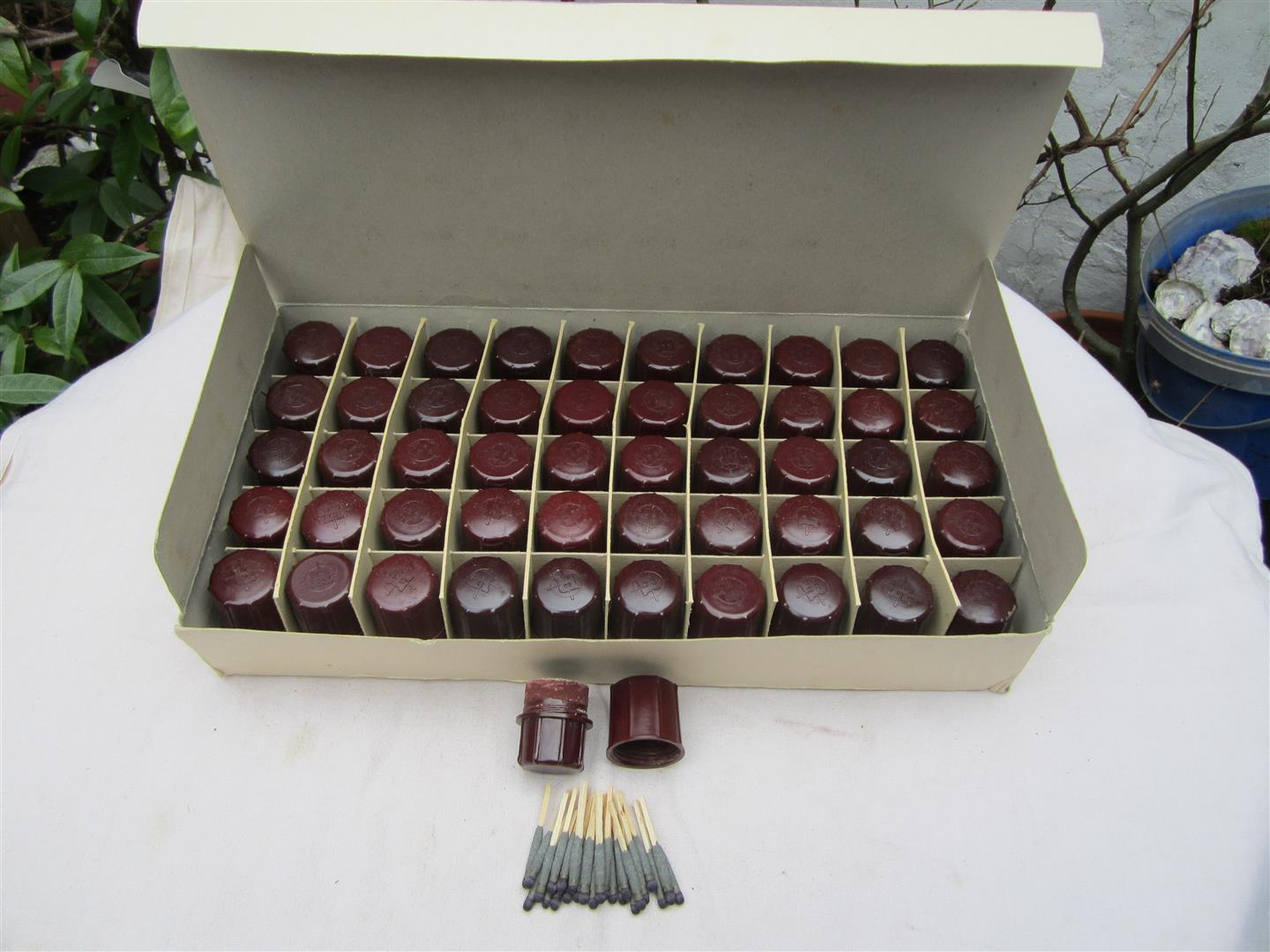 WW2 German Box of 50 Pioneer Matches