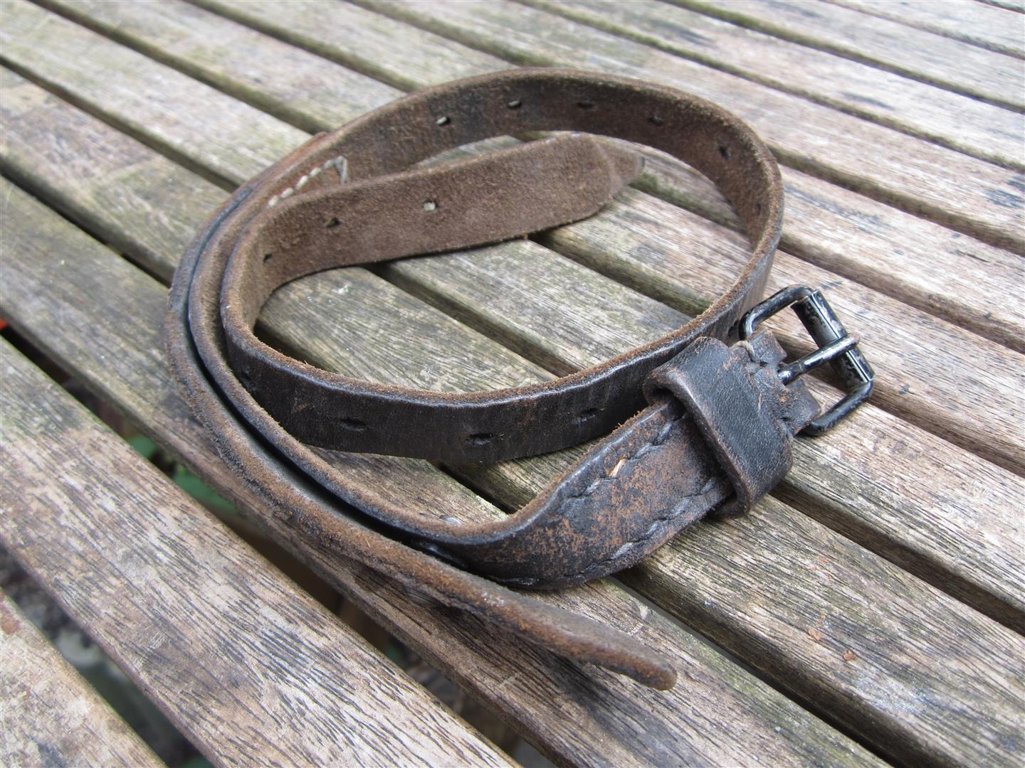 WW2 WH Equipment Strap